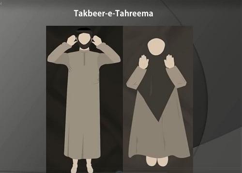 Takbir-e-Tahrima